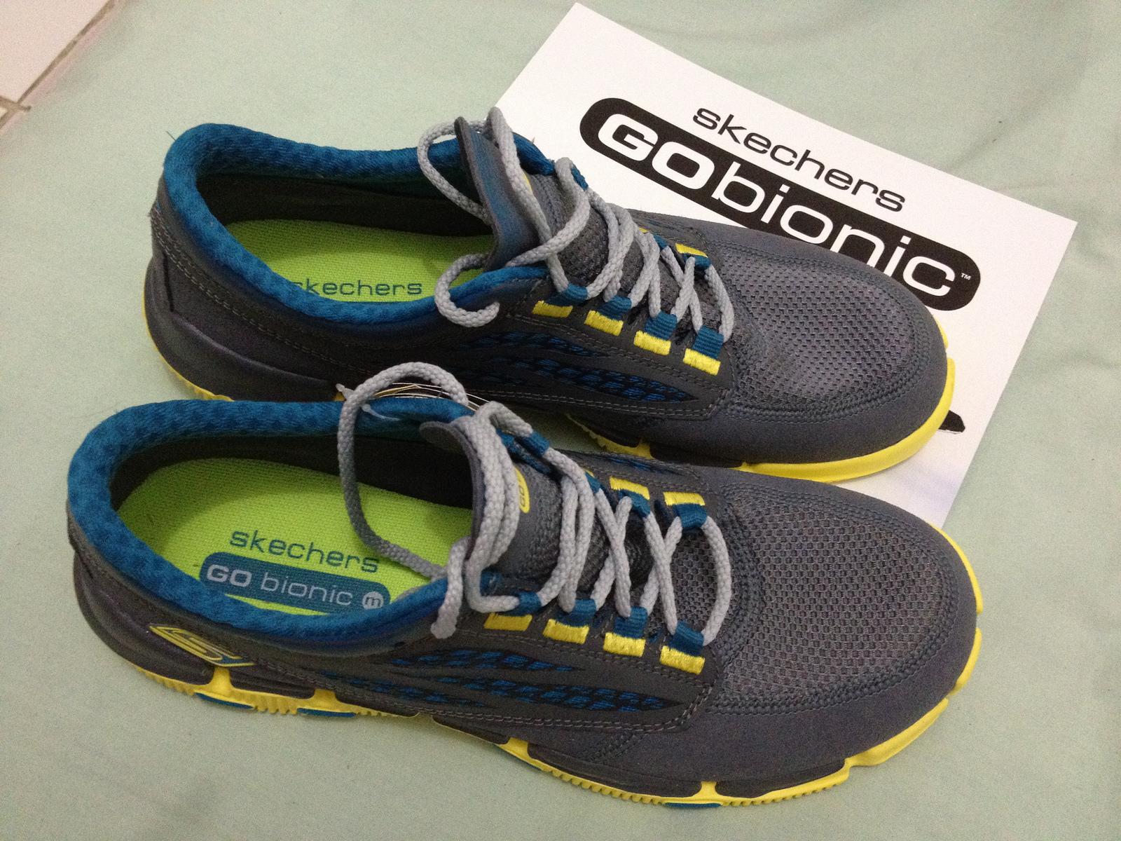 dba6b5ea2439 running shoes  Skechers Go Bionic